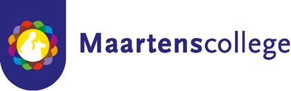 Maartenscollege Haren logo